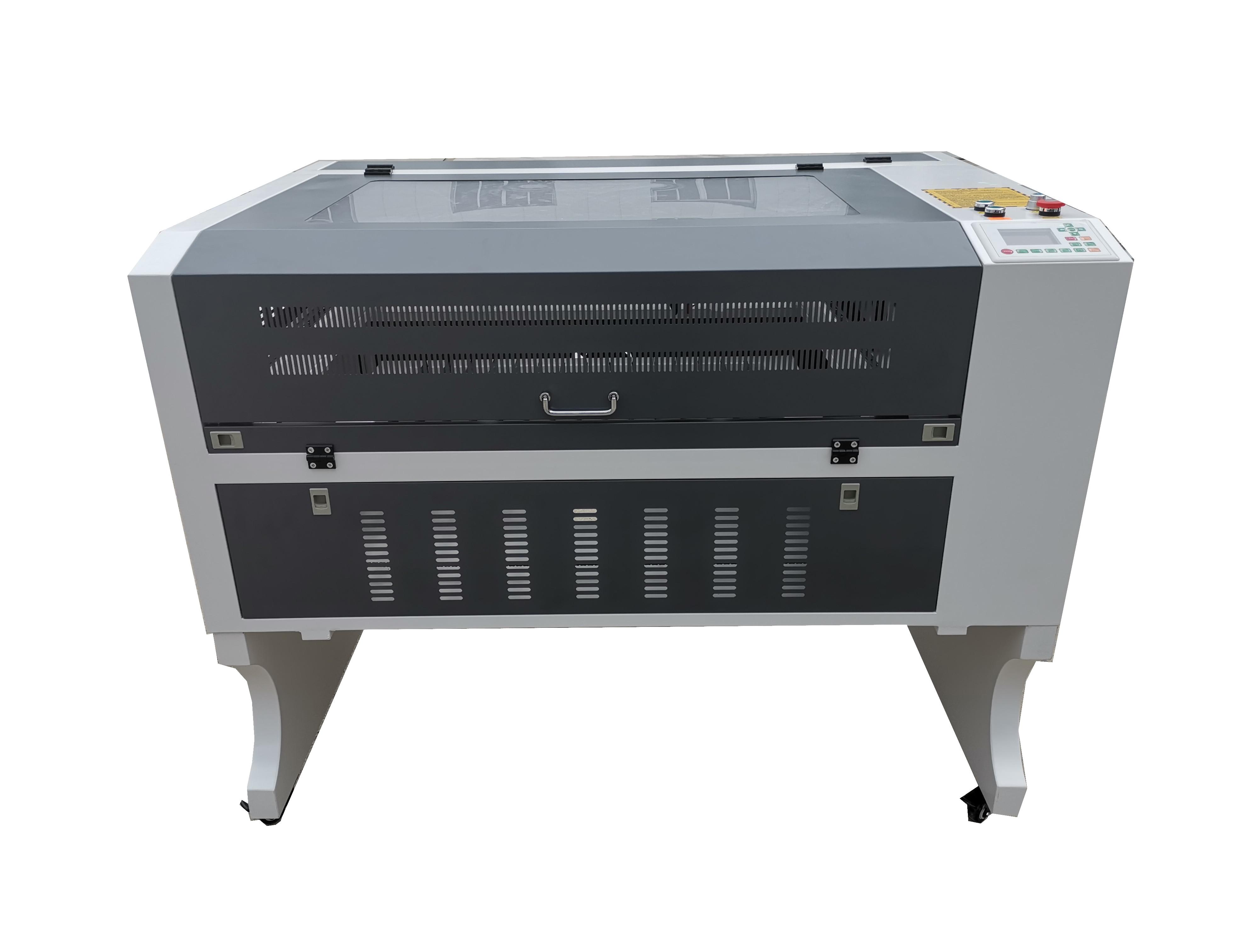 Graveur Laser 1060 130w système ruida machine de découpe laser