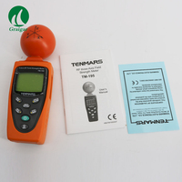 TM 195 3 Axis RF Field Strength Meter for Measuring and Monitoring RF Electromagnetic Field Strength 50MHz~3.5GHz TM195 Meter