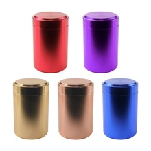 Formax420 Aluminum Container Storage Case Tobacco Cylinder Two Colors Send Randomly