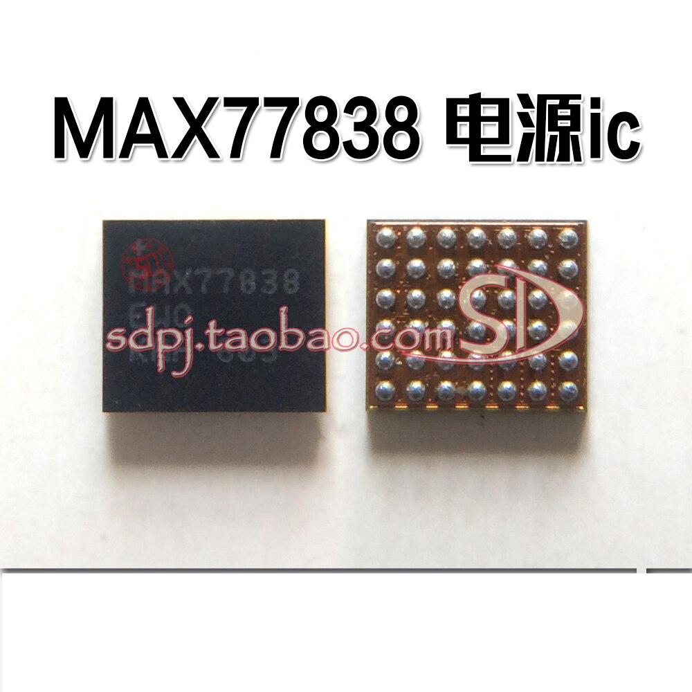 2pcs/lot MAX77838EWO MAX77838EW0 MAX77838 small power chip ic for Samsung S7 Edge