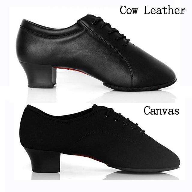 Vaca Baile Genuino De Para Negro Zapatos Latinotangosalsacuero ptBqaqw