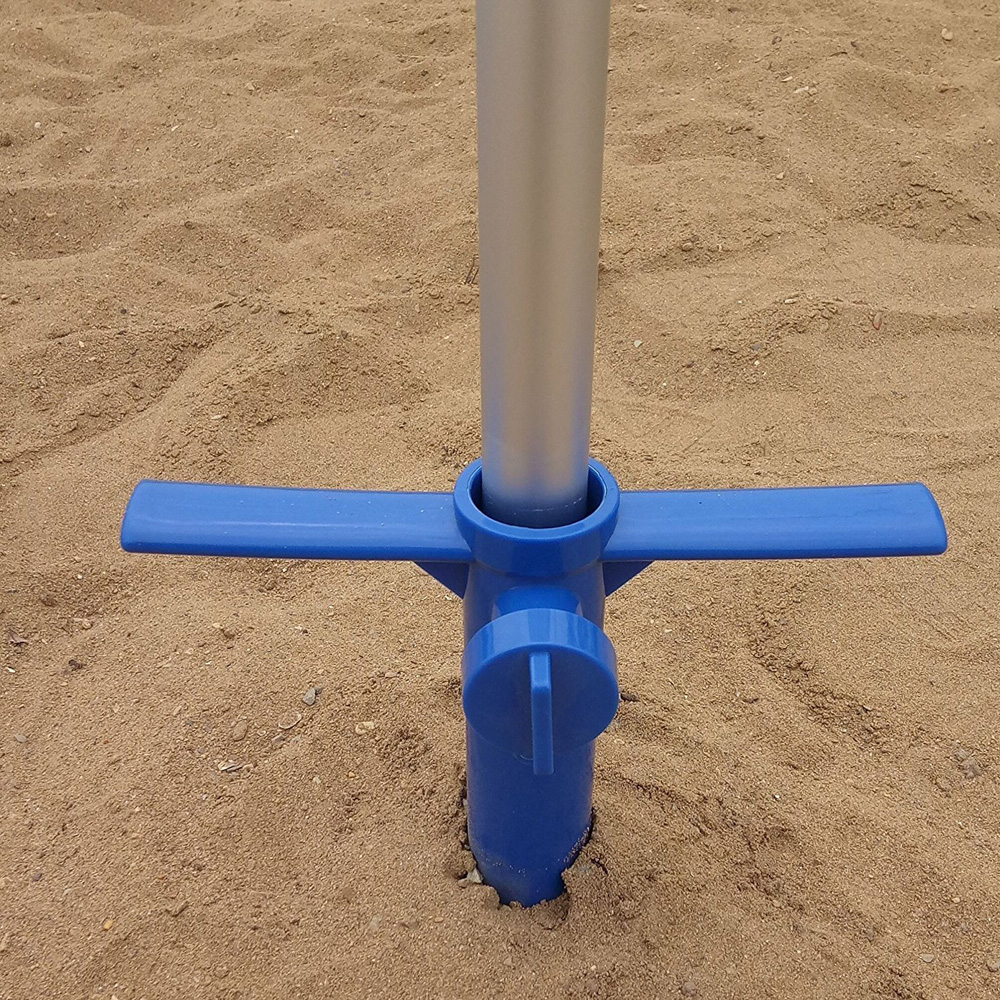 Plastic Beach Umbrella Sand Anchor Auger Protector Universal Size Safe Stand For Strong Winds In Tool Parts From Tools On Aliexpress Alibaba