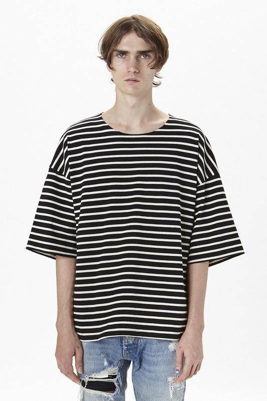 Streetwear Fashion Men Clothes 2017 Urban Brand Clothing Fog Striped