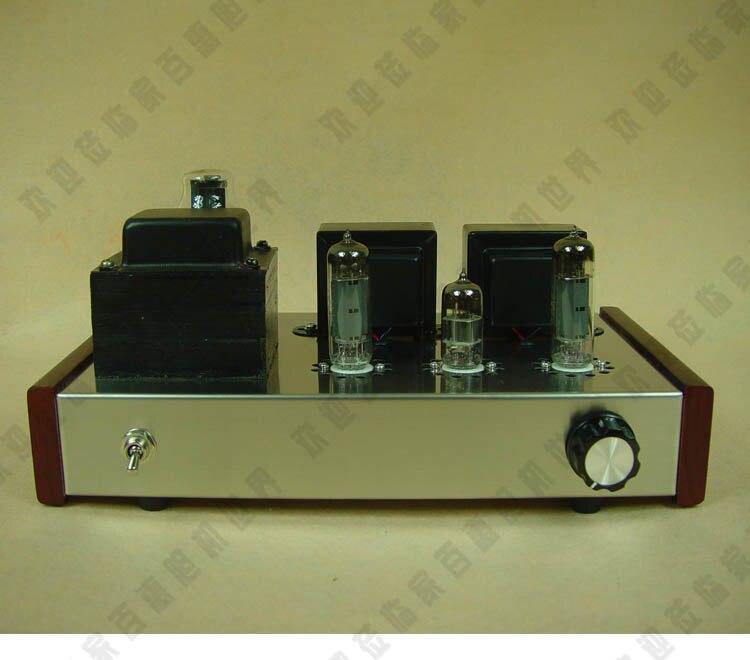 2017 new diy kit 6p14 6n1 5z4p class a vacuum tube amplifier kit tube amp 4w 4w in amplifier. Black Bedroom Furniture Sets. Home Design Ideas