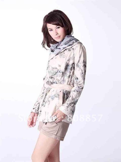 New arrive 30%off factory wholesale fashion designer girls coat,high quality ladies' autumn/winter clothing,4pcs/lot free ship
