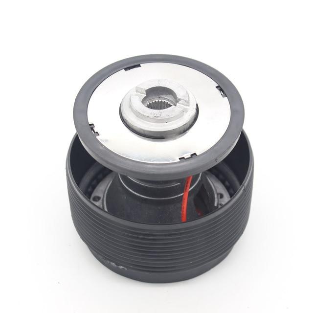 Dongzhen Black Steering Wheel Hub Boss Kit Adapter Spacer Fit For Honda Momo OMP car covers Racing