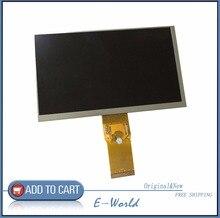 """Original 7 """"pulgadas para Explay D7.2 3G TABLET TFT Módulo de pantalla LCD Reemplazo Panel interior Visualización Capítulo Libera El Envío"""