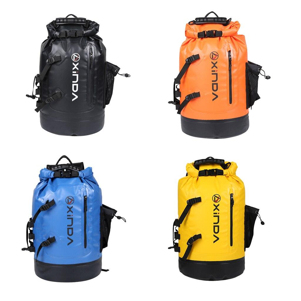 32x55 cm 30L PVC sac à dos étanche/Sac À Dos pour le Camping Kayak Surf Natation Escalade
