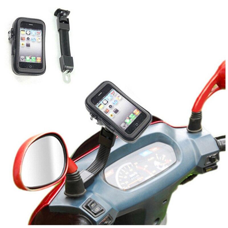 YUANMINGSHI Мотоцикл ұялы телефоны бар - Мотоцикл аксессуарлары мен бөлшектер - фото 6