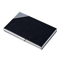 5pack Business Card Credit Card Holder Black