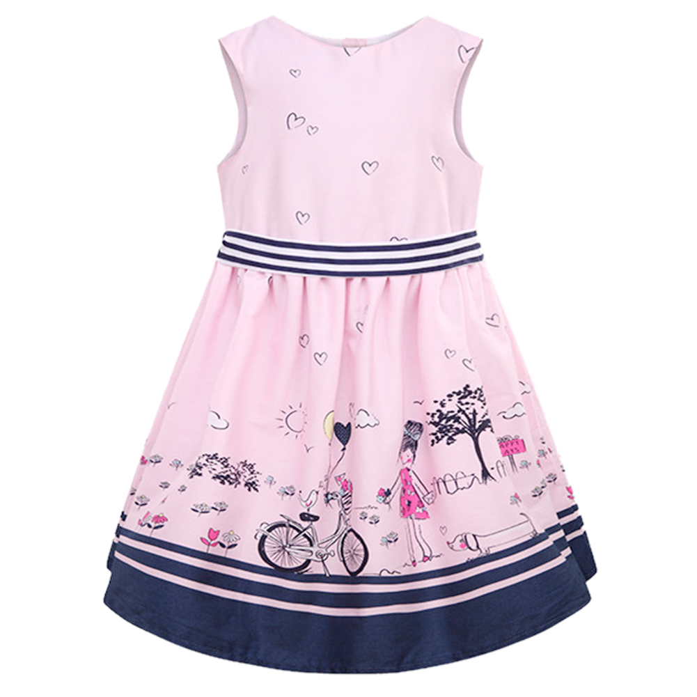Girl Dress Summer New Girls Dress Kids Clothes Children ...