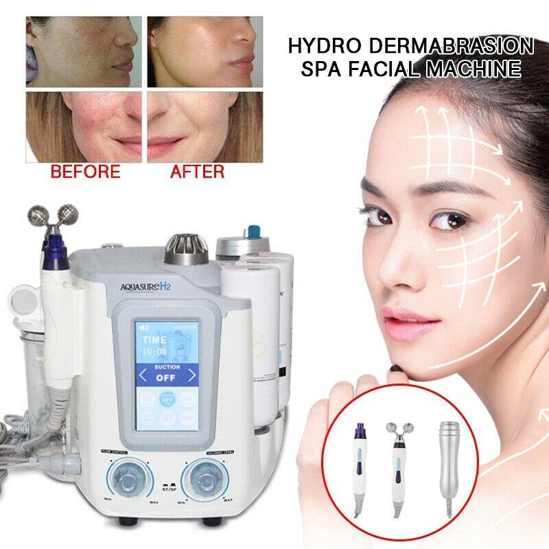3 in1 Hydra Microdermabrasion Deep Cleansing Hydro Dermabrasion Skin Rejuvenation Tightening Facial Machine3 in1 Hydra Microdermabrasion Deep Cleansing Hydro Dermabrasion Skin Rejuvenation Tightening Facial Machine