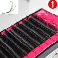 8 cases set,High quality mink eyelash extension,individual eyelashes,natural eyelashes,fake false eyelashes