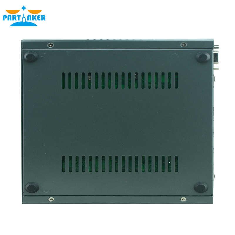 جهاز جدار الحماية جهاز كمبيوتر صغير سيليرون J1900 رباعية النواة شبكة الأمن F1