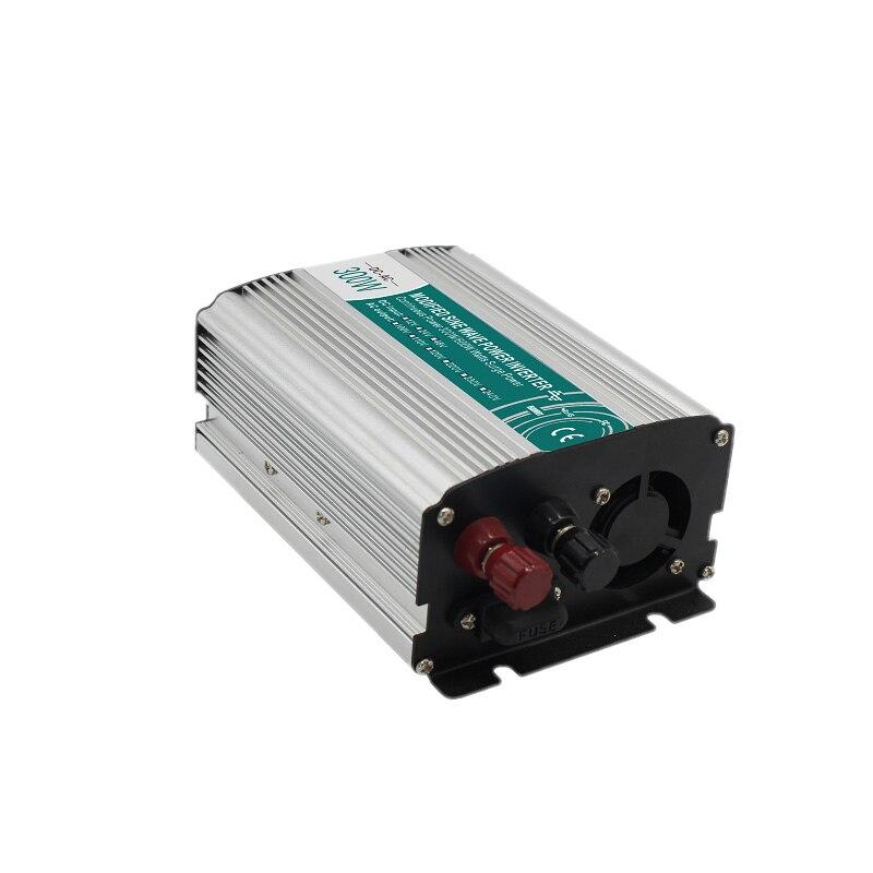 Power Inverter 1000W Pure Sine Wave Inverter 12V DC to 120V AC off grid Car RV