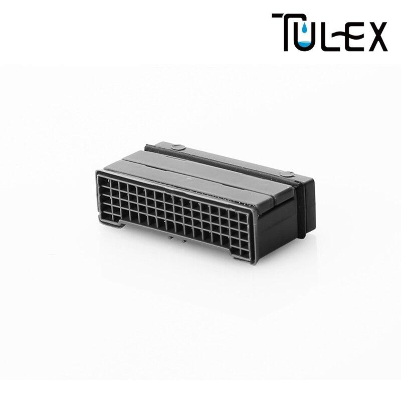 TULX grifo aireador cuadrado rectángulo Core parte Caño Bubbler filtro accesorios para baño grifo FILTRO DE Crane archivo adjunto