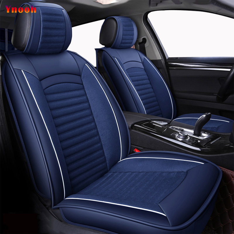 2x CAR FRONT SEAT COVERS PROTECTOR For Audi A3 8P