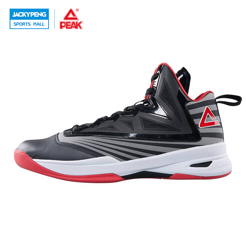 PEAK Eagle VI Men Basketball Shoes zapato basquetbol 2017 Sneakers Basketball Zapatillas Baloncesto Cushion-3 Ankle Boots peak sport men outdoor bas basketball shoes medium cut breathable comfortable revolve tech sneakers athletic training boots