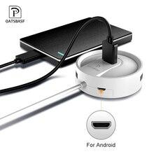цена на Oatsbasf USB 3.0/Type-C HUB to USB 3.0 for Macbook Pro HUB Adapter usb port for Huawei P20 P30 Hard Drive Accessory