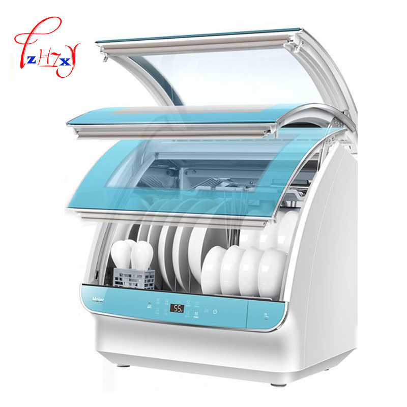 Home use Automatic Dishwasher Machine Drying Dish Washing Machine Sterilization Dish bowl wash machine 1pc