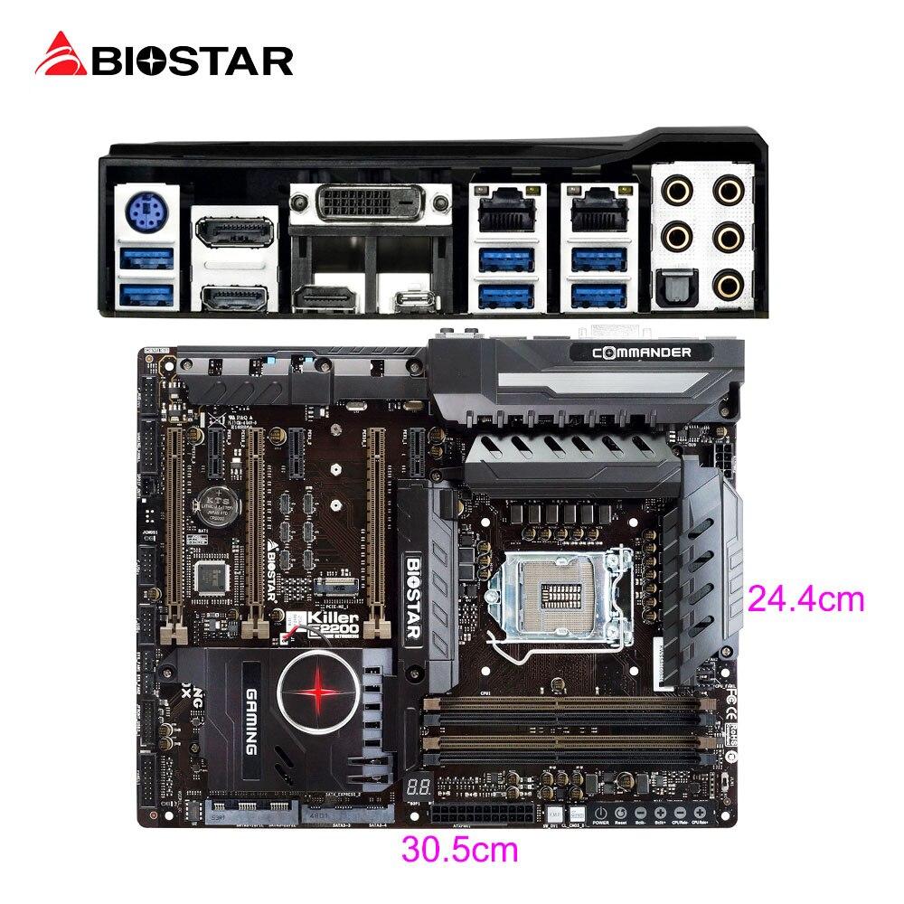 Biostar Gaming Z170X Intel LAN Treiber Herunterladen