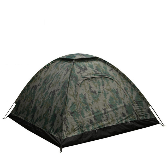 Camouflage Camping Tent