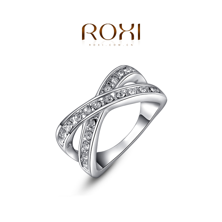 ROXI Ring For Women Christmas Gift Good Quality Make With Genuine ...