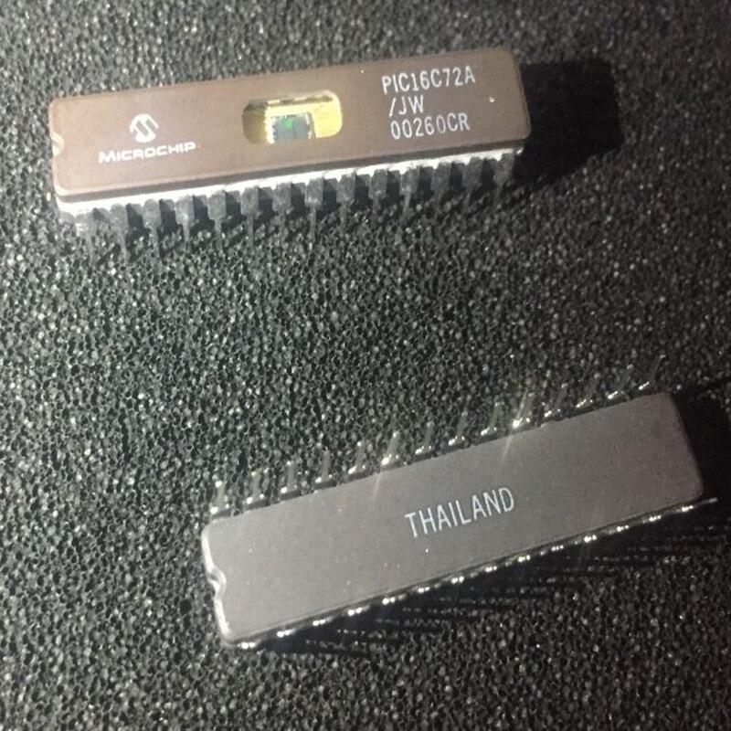 Parts PIC16C72A/JW CDIP28 Microchip Technology NEW AND ORIGINAL 1pcs/lotParts PIC16C72A/JW CDIP28 Microchip Technology NEW AND ORIGINAL 1pcs/lot