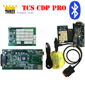 Hot TCS CDP PRO New VCI 2015 R3 TCS CDP PRO PLUS For Cars/Trucks/Generic with Without Bluetooth with Free china post Shipping