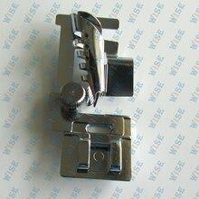 Snap on Adjustable Metal Bias Tape binder foot fit Domestic Sewing Machines # CY-9907
