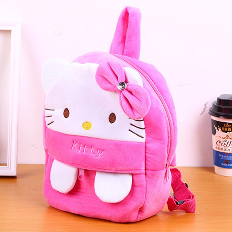 Intermediate Nursery Children S School Bags For Boys And Small Backpack Stuffed Animal Strawberry Yellow Ba In From Luggage