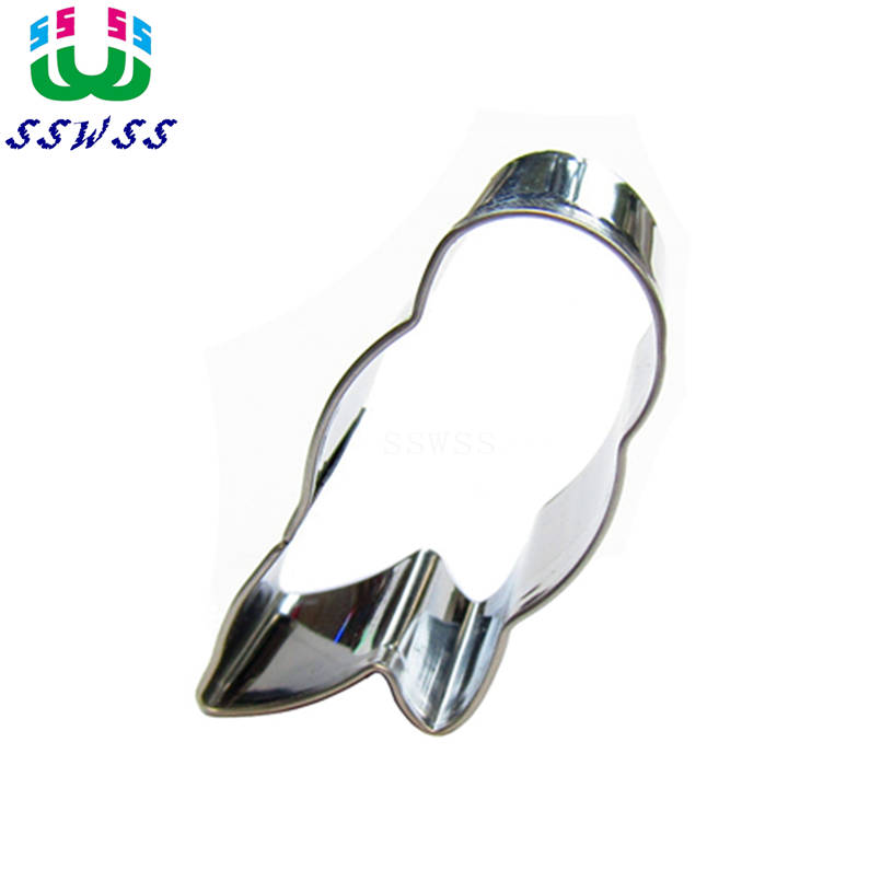 Stainless steel Parrot Shape Baking Mold Bleeding Price Sold, Can Decorate The Cake Can Cut Fruit Is A Good Tool Direct Selling