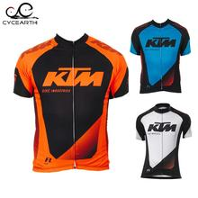 Ktm 2016 summer font b Cycling b font jersey only new ropa ciclismo hombre mtb bike