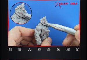 Image 3 - Galaxy Gereedschap Modeler Super Stok Poolse Stone Pen Model Polijsten Slijpen Staaf Precisie Verbetering