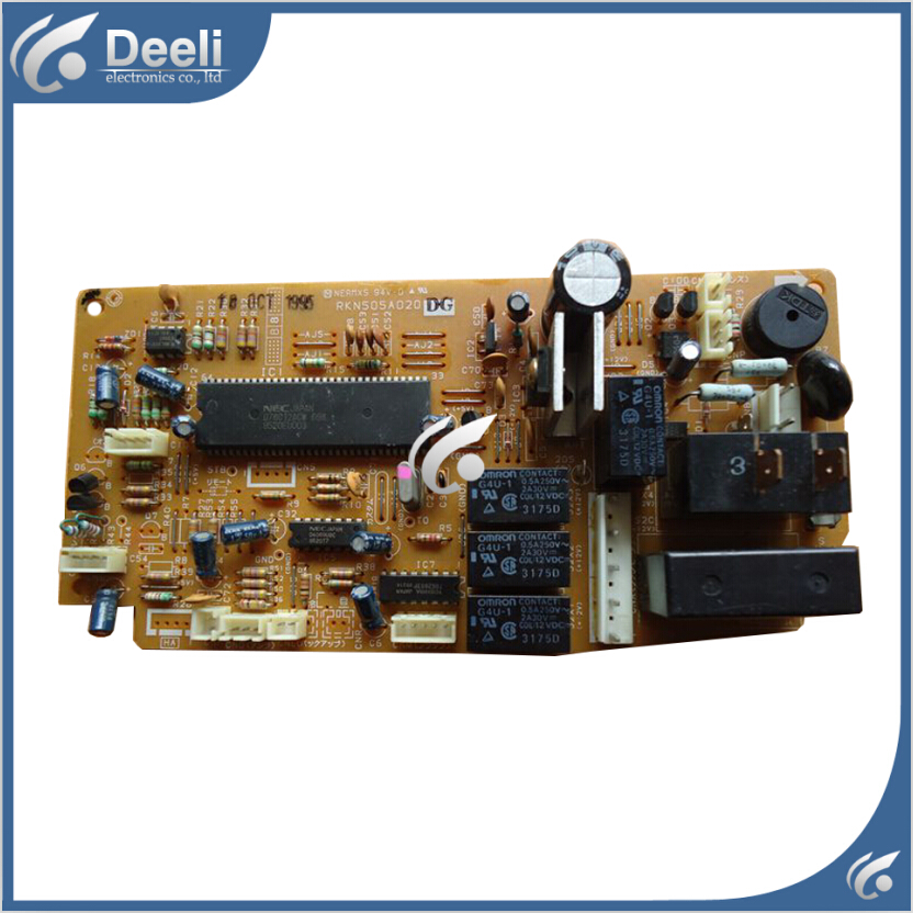 Подробнее о 95% new Original for Mitsubishi air conditioning Computer board RKN505A020 CD circuit board 95% new original for panasonic air conditioning board a746411 circuit board computer board