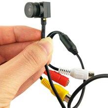 700TVL аналоговая камера Мини домашняя камера видеонаблюдения микро камера 140 градусов широкоугольный HD видео