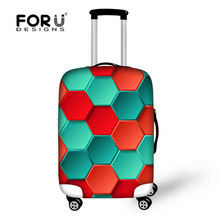 Cool Design Super Stretch Anti-dust Luggage Protective Covers Made for 18 to 30 inch Case Accessories Luggage Set Cover 6 Colors