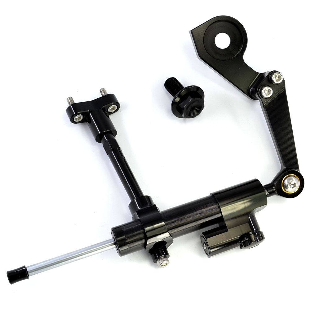 все цены на BJMOTO Motorcycle CNC Universal Stabilizer Damper Complete Steering Mounting Bracket with Stand For Yamaha YZF R3 2015-2018 онлайн