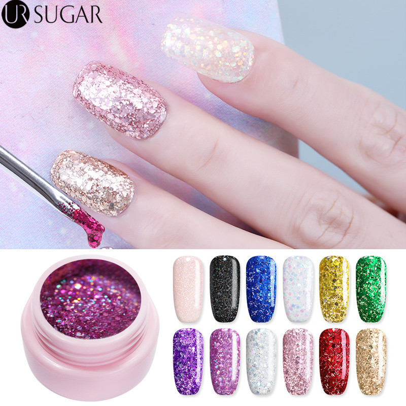 Beauty & Health Metal Effect Japanese Nail Gel Rose Gold Silver Uv Led Draw Painting Stamping Nail Art Gel Polish Manicure Long Lasting Vernish Low Price