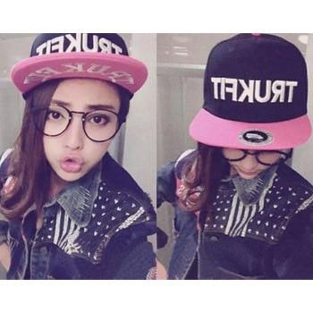 A- New 2014 Women Fashion Snapback Trukfit Cap Girls Pink Fringe Baseball  Caps Mini Hiphop Snap Back Hats Supreme Crooks Castles 3d9c6c45ddc