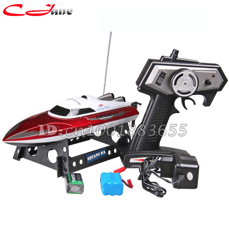 Free shipping RC Boat Double Horse DH 7009 boat Infinitely variable speeds/high speed racing boat 35CM best gift DH7009