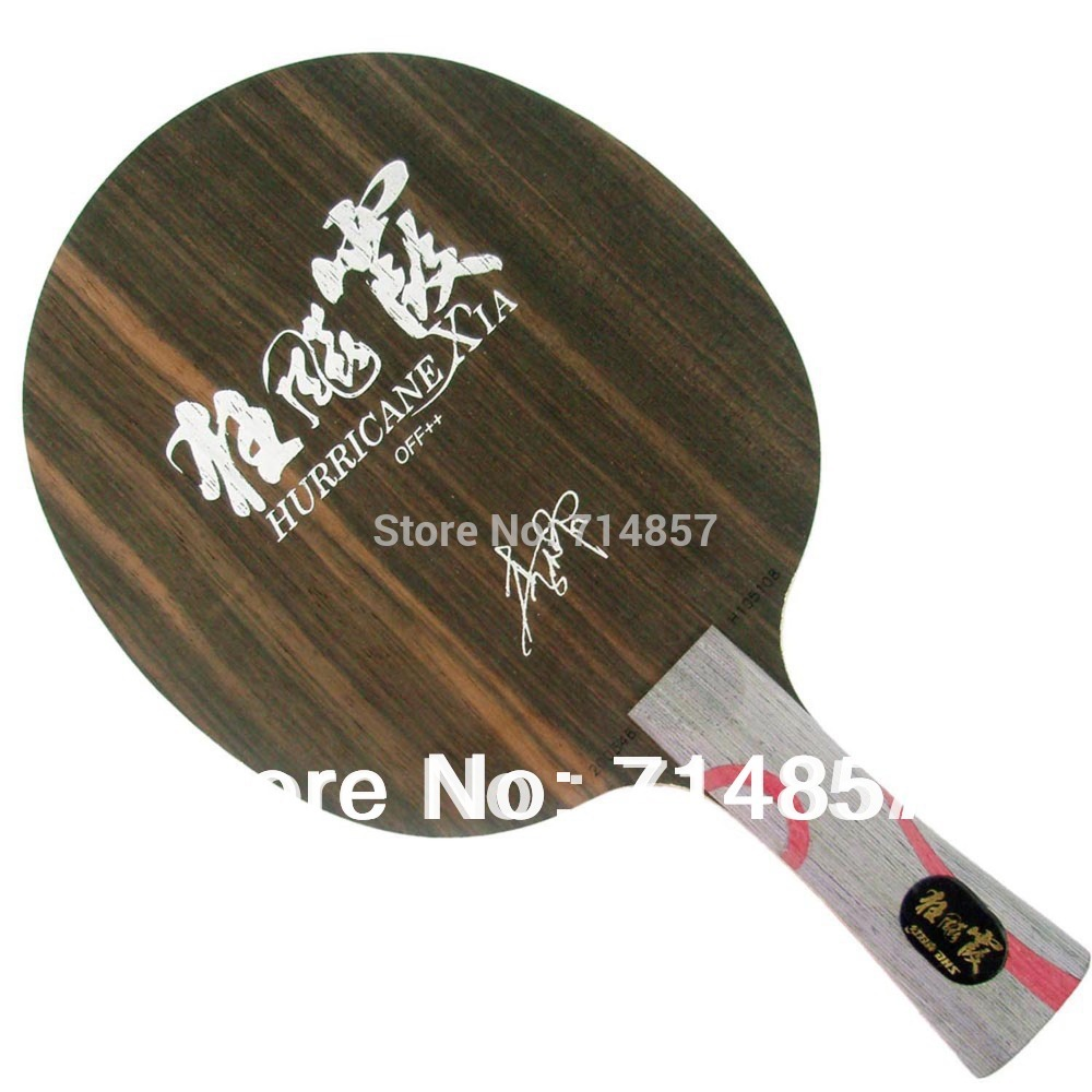 DHS Hurricane Xia table tennis / pingpong blade цена и фото
