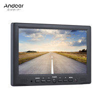 Andoer AD 701 7 Professional Camera Monitor 800*480 HD LCD Display High Definition Digital Field Monitor for DSLR Cameras
