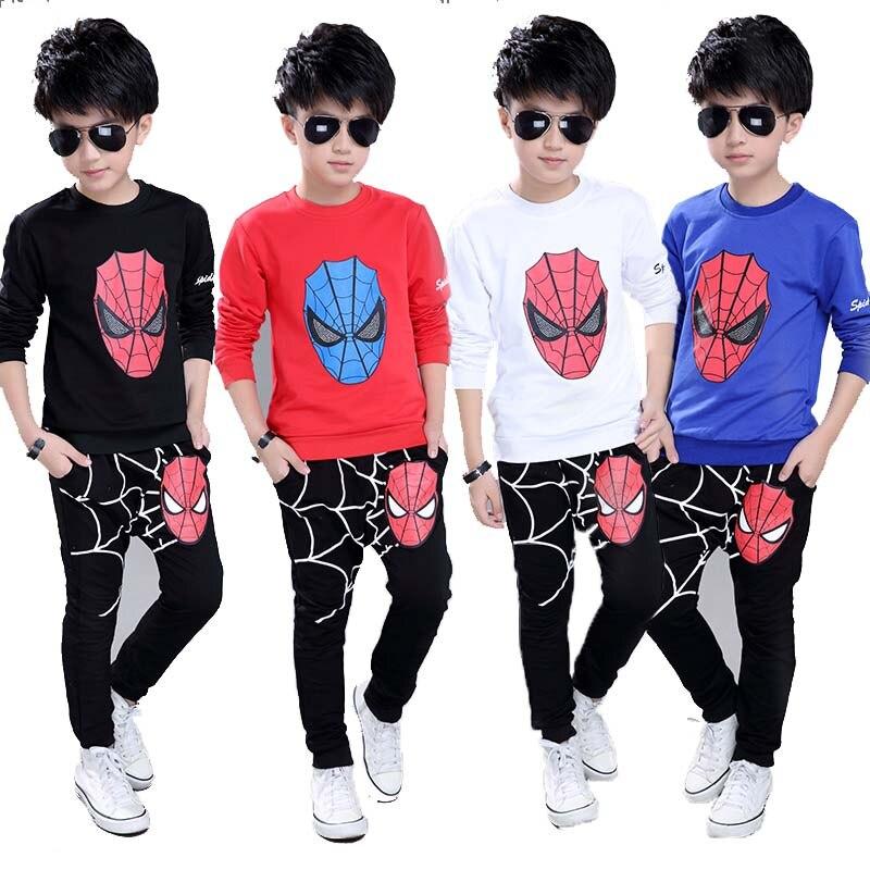 nova djeca Sportsko odijelo Dječaci Odjeća Set Superman Dječak - Dječja odjeća