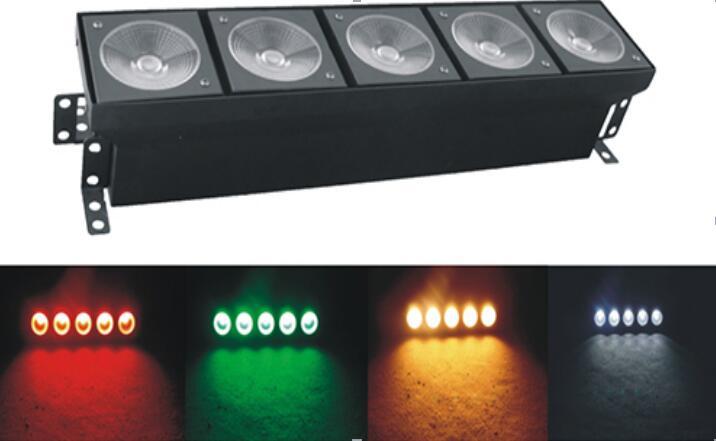 5eyes 10w COB LED matrix light RGB 3IN1  color STAGE PARTY CLUB STUDIO BAR THEATRE CYCLORAMA PROJECTIONS ILUMINACION LIGHTING