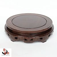 Black Catalpa Wood Real Wood Carving Handicraft Household Act The Role Ofing Is Tasted Furnishing Articles