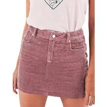 2aec3cd2d Compra corduroy mini skirts y disfruta del envío gratuito en ...