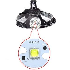Image 5 - CREE XLamp XM L2 XML2 T6 10W Cool สีขาว 6500K ไฟ LED Emitter ไดโอดสำหรับไฟฉาย 16 มม.สีดำหรือ PCB สีขาว