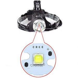 Image 5 - Светодиодный светильник Cree XLamp, 10 вт, холодный белый, 6500 к, высокая мощность, диодный излучатель, светодиодный светильник 16 мм, черный или белый цвет, печатная плата