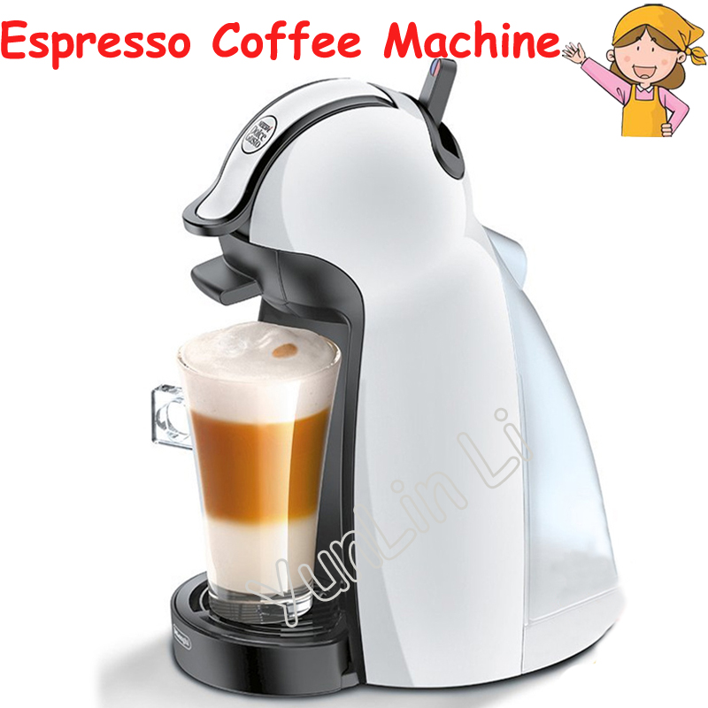 Italian Espresso Coffee Machine Semi-Automatic Capsule Coffee Machine Household 15bar Coffee Machine KP1000 /EDG100 coffee purifying tablets tablets for a coffee machine automatic coffee machine cleaning coffee machine 9pcs pack